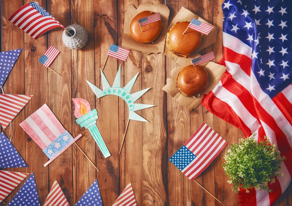 Una fiesta de disfraces a la americana