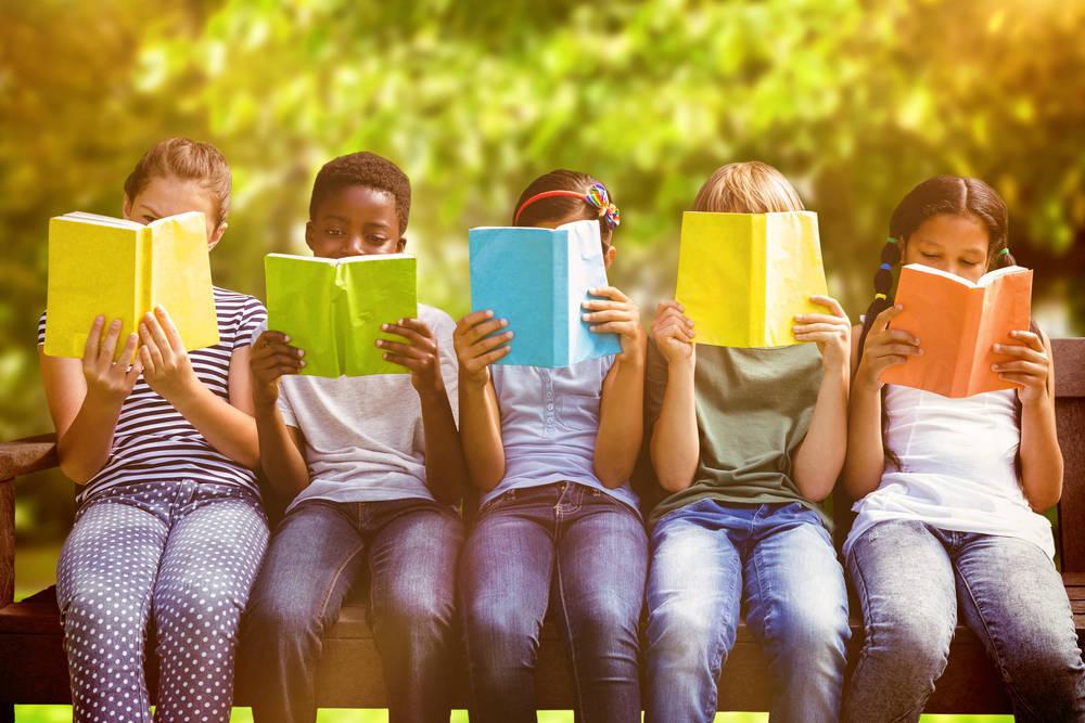 La lectura en los niños cada vez se potencia más