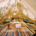 El glamping, el nuevo concepto de acampada que ha llegado para quedarse