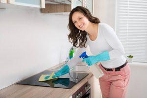 La higiene en la cocina necesaria para unas cenas soberbias