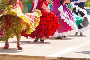 Flamenco, cultura española