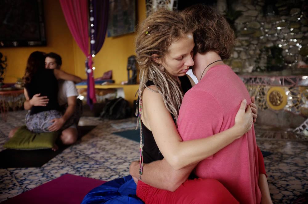El masaje tántrico, más de moda que nunca