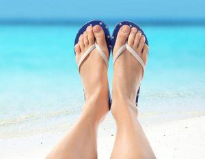 No maltrates tus pies en verano