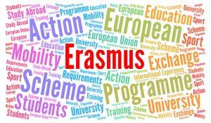 ¿Me voy de Erasmus?