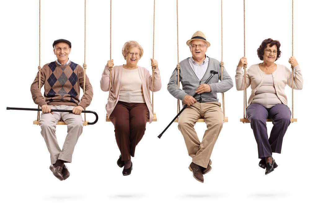Una persona anciana no es una persona limitada