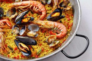 La Paella, el plato bandera de la gastronomía española