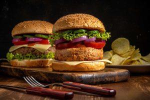 Los ingredientes para una hamburguesa perfecta